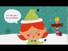 English Corner Time: We Wish You a Merry Christmas | Christmas Songs for Children http://englishcornertime.blogspot.com