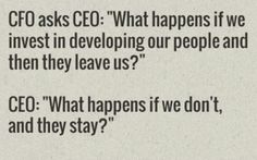 Good questions for CEOs and Executives... #CEO #Executive #HR