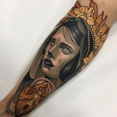 nice Tattoo inspiration 2017 - Rodrigo Kalaka