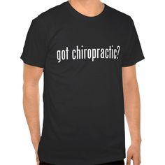 Got Chiropractic Dark T-T Shirt, Hoodie Sweatshirt