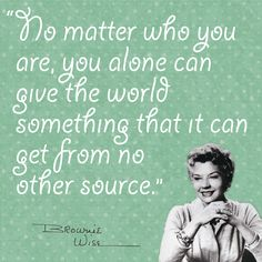 Wise Words. As Birthday Weeks comes to a close, we take a look back and honor the very first Tupperware Lady Brownie Wise, social networking pioneer who empowered women worldwide to transform their lives.#tupibelieve