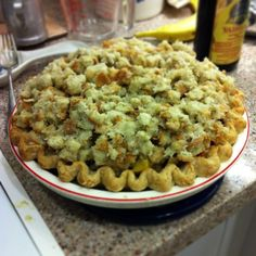 thanksgiving dinner pot pie, recipe available in Teeny's Tour of Pie: A Cookbook