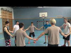 Kreisfangen- Sportunterricht - YouTube Pe Games, Cooperative Games, Good Jokes, Exercise For Kids, Team Building, Playground, Youtube, Teaching, Activities
