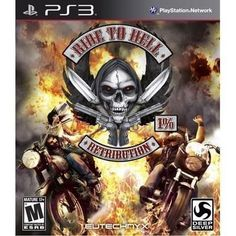 Square Enix Ride To Hell Retribution Ps3