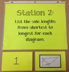 I have done several previous posts about Learning Stations . This post is to show you how easy it is to create a learning station in plac...