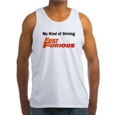 Fast and Furious Tank Top #Fast and Furious Movie #Fast and Furious #Racing #Cars #Fast and Furious Gifts and Clothing