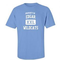 Edgar Elementary School - Edgar, MT   Men's T-Shirts Start at $21.97