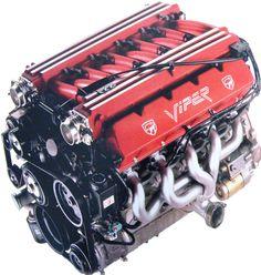 Generation II Viper 8.0L Crate Engine