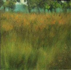 Dry Lake by Ellen LoCicero Acrylic on Canvas