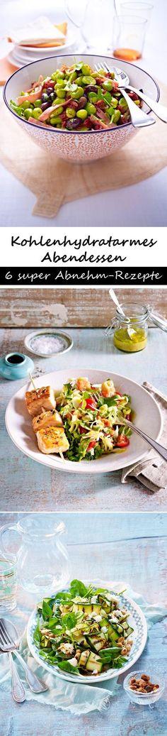 Kohlenhydratarmes Abendessen - 10 Kilo weg! Hier kommen die passenden Rezepte zum Nachkochen - allesamt mit wenig Kohlenhydraten >>>: