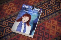 Blockchain in Digital Marketing📘 Satoshi Nakamoto, Blockchain, Digital Marketing, This Book, Product Launch, The Incredibles, Cover, Blog, Blogging