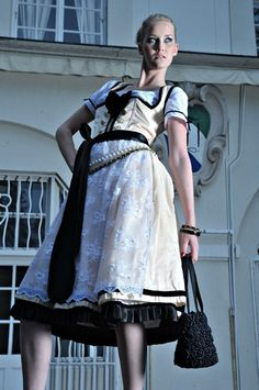 Anina W. Dirndl Couture