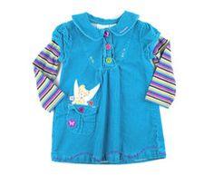 3T / Blue Tinkerbell dress / Robe Clochette bleu   Changeroo.ca