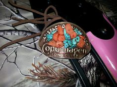 Copenhagen lid bracelet for the ladies