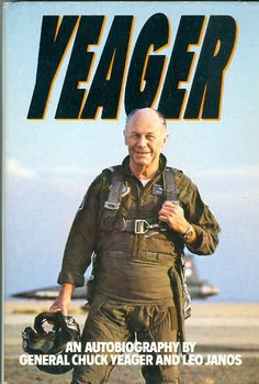 an introduction to the life and career of chuck yeager The role of chuck yeager in the history of postwar career following the war, yeager rose rapidly whosoever sums up the life and times of chuck yeager.
