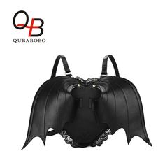 Like and Share if you want this  QUBABOBO 2017 Demon's Wings Backpack Love Shape Leather Backpacks For Teenage Girls Halloween Fun Shoulder Bags FBT00042     Tag a friend who would love this!     FREE Shipping Worldwide     Buy one here---> http://onlineshopping.fashiongarments.biz/products/qubabobo-2017-demons-wings-backpack-love-shape-leather-backpacks-for-teenage-girls-halloween-fun-shoulder-bags-fbt00042/