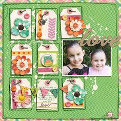 bring on spring by erica zane, page by dana attlan