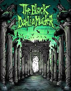 32 Best Art Images The Black Dahlia Murder Death Metal Backgrounds