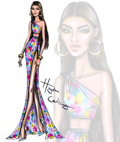 I am in love and always inspired by @Hayden Williams illustrations
