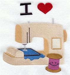 Machine Embroidery Designs at Embroidery Library! - Words of Whimsy