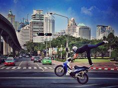 Mercenary: Bangkok  #Bangkok #Mercenary #MercenaryGarage