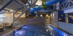 Megújult és wellness szolgáltatásokkal bővült az Alpok egyik legnagyobb családi klubszállodája Katschbergen. Basketball Court, Spa