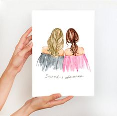 Best friend birthday gifts, best friend gifts, best friend Christmas gift ideas, Christmas gifts for best friend, birthday gifts for friend Graduation Gifts For Best Friend, Diy Gifts For Friends, Christmas Gifts For Friends, Friend Birthday Gifts, Best Friends, Girlfriend Birthday, Grad Gifts, Close Friends, Sister Birthday