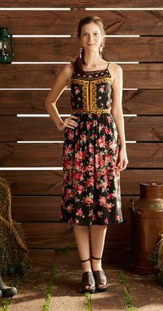 Só na Antix Store você encontra Vestido Midi Roseira de Renda com exclusividade na internet