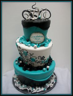 teal coloured wedding cakes best 50th wedding anniversary cakes http mycakedecors 20779