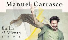 Manuel Carrasco el 11 de Agosto en el Auditorio Municipal de Málaga. Hora 22:30 Descubre más en www.idealradiofm.com