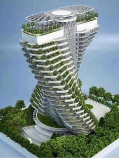 Agora Tower in Taipei, Taiwan   Impressive Interior Design Tumblr