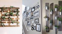 10 sehr coole DIY-Ideen, um Ihren Wänden einen neuen Look zu verleihen!