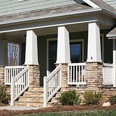 Porch Columns Design Pictures Remodel Decor and Ideas page 16