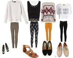 """""""school outfits #31"""" by chicmeup ❤ liked on Polyvore"""