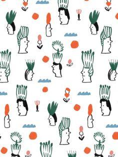 VO | Valérie Oualid : Agent d'illustrateurs | Marie Assénat | Patterns