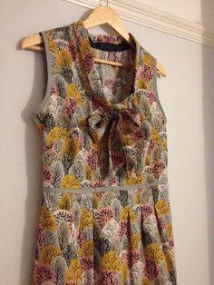 Washi dress Eloise Renouf fabric