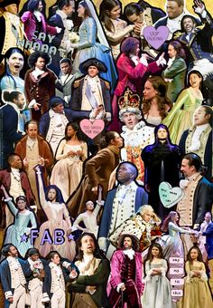 Hamilton: An American Musical Collage