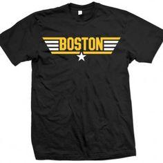 Respect The Logo Boston Bruins lg T-shirt High Quality