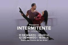 #DANZAconarte Un sublime viaje a través de los movimientos de la danza contemporánea! [MZO. 11 & 12 . $80mx . Nave Dos] #EstoEsCONARTE