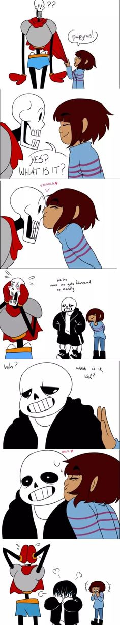 My favorite Undertale comic