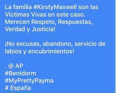 """Denise on Twitter: """"@sanchezcastejon De acuerdo con los derechos de las Víctimas de presentar todas las oportunidades probatorias a un juez a fin de tener un juicio justo en la búsqueda de la verdad y la justicia. ¿Podría usar su influencia para asegurarse de que esto suceda? #KirstyMaxwell #España… https://t.co/Gbyh4mZ30H"""""""