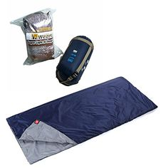 Weanas® Lightweight Compact Outdoor Camping Envelope Sleeping Bag, Comfortable Durable Waterproof, for Summer School, Sport, Adventurer, Hiking (Navy) *** LEARN MORE DETAILS @: http://www.best-outdoorgear.com/weanas-lightweight-compact-outdoor-camping-envelope-sleeping-bag-comfortable-durable-waterproof-for-summer-school-sport-adventurer-hiking-navy/