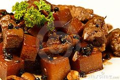 Pampanga Cuisine: Adobo Pork