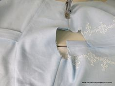 www.decosturasyotrascosas.com Sewing Patterns, Crochet, Men's, Shirt Collars, Blouses, Sew Pattern, High Fashion, Sleeves, Patterns
