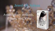 JEWEL OF SOLANA by Susan Sheehey | Book Trailer