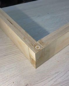 Easy Woodworking Projects, Woodworking Techniques, Woodworking Plans, Carpentry Projects, Woodworking Basics, Diy Furniture, Furniture Projects, Wood Shop Projects, Diy Projects
