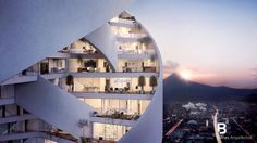 Bulnes Arquitectos, Puebla, Arquitectura, Bulnes Bienes Raíces, Torre Helea
