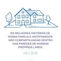 """""""As melhores histórias de nossa família e antepassados são compartilhadas dentro das paredes de nossos próprios lares"""". —Linda K. Burton #EncontreLeveEnsine Participe da campanha #minhas4geracoes no grupo Facebook da Área Brasil em http://on.fb.me/1IE7B11"""