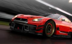 Nissan GTR Sport Car On Nice Wallpapers Cars Sports Cars
