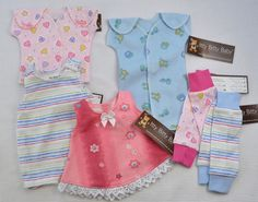 Cute new micro preemie clothes from The Preemie Store www.preemie.com